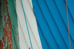 Boat - Thornham Harbour