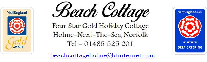 Beach Cottage - Holme-Next-The-Sea